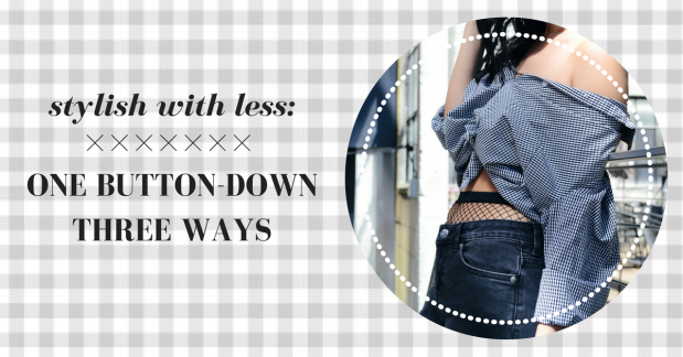 stylish for less button-down (1)